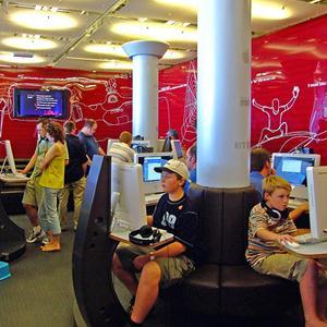 Интернет-кафе Загорска
