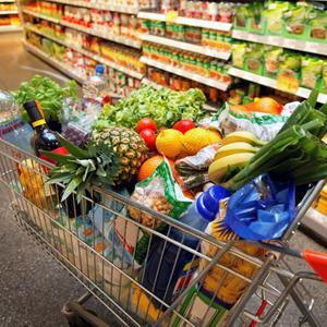 Магазины продуктов Загорска