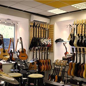 Музыкальные магазины Загорска