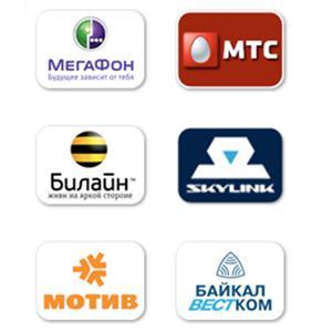 Операторы сотовой связи Загорска