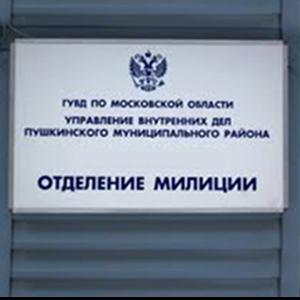 Отделения полиции Загорска