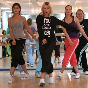 Школы танцев Загорска