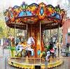 Парки культуры и отдыха в Загорске