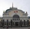 Железнодорожные вокзалы в Загорске