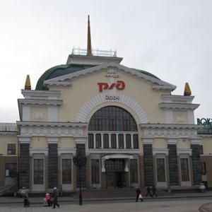Железнодорожные вокзалы Загорска